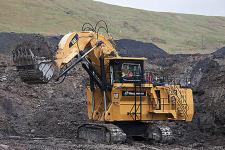 卡特彼勒6030/6030 FS礦用液壓挖掘機 整機視圖12267