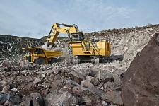卡特彼勒6030/6030 FS礦用液壓挖掘機 整機視圖12268