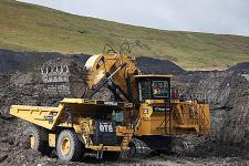 卡特彼勒6030/6030 FS礦用液壓挖掘機 整機視圖12269