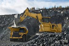 卡特彼勒6030/6030 FS礦用液壓挖掘機 整機視圖12270