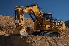 卡特彼勒6040/6040 FS礦用液壓挖掘機 整機視圖12277