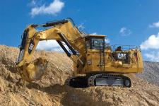 卡特彼勒6040/6040 FS礦用液壓挖掘機 整機視圖12279