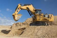 卡特彼勒6040/6040 FS礦用液壓挖掘機 整機視圖12280
