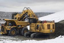 卡特彼勒6060/6060 FS矿用液压挖掘机 整机视图12297