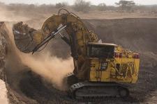 卡特彼勒6090 FS矿用液压挖掘机 整机视图12313