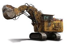 卡特彼勒6090 FS矿用液压挖掘机 整机视图12314