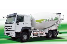 中集凌宇CLY5257GJB43E1L混凝土攪拌運輸車
