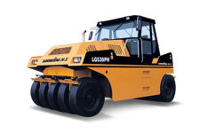 LG530PH轮胎压路机