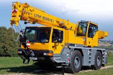 利勃海爾LTM1030-2.1全地面起重機整機視圖14858