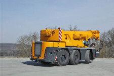 利勃海尔LTC1045-3.1紧凑型起重机