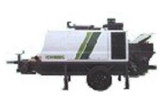 施维英BP1800E-75移动式混凝土泵
