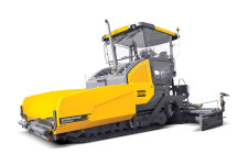 戴纳派克SD2550CS新型多功能履带式摊铺机