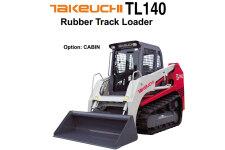 TL140滑移装载机