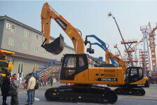CN230LC-6履带挖掘机