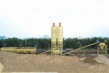 MWCB500固定式稳定土搅拌设备