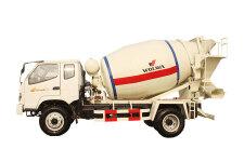 2立方混凝土搅拌运输车