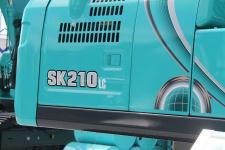 神钢SK210LC-10履带挖掘机局部细节22966