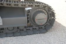 利勃海尔R946履带挖掘机局部细节全部图片