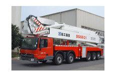 DG68C1登高平台消防车