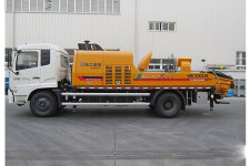 徐工HBC10015K車載泵