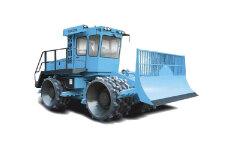 國機洛建LLC223四輪驅動垃圾填方壓實機