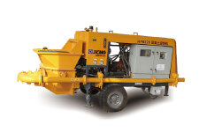HPB220混凝土湿喷机