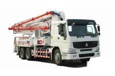 中車(南車)HDT5281THB-37/4泵車整機視圖27260