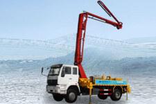 JTZ5160THB泵车