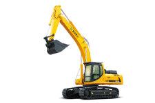 厦工XG833EH履带挖掘机整机视图全部图片