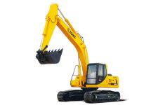 厦工XG825EL履带挖掘机整机视图全部图片
