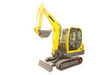 W235履带挖掘机