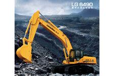龙工LG6485H履带挖掘机整机视图28323