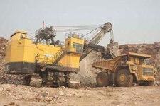 太原重工WK-20A履带挖掘机施工现场28398