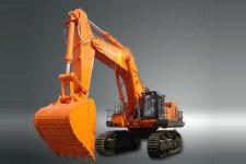 原装日立EX1200-6BH履带挖掘机整机视图28588