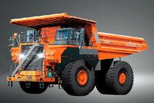 EH4000ACⅡ矿用自卸车