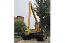 TSLW340D履带挖掘机