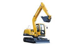 XY90履带挖掘机