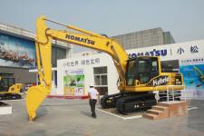 小松HB205-1M0混合动力挖掘机整机视图28820