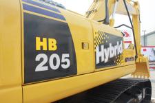 小松HB205-1M0混合动力挖掘机局部细节28828
