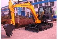 HDE60-7履带挖掘机