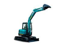 SR055履带挖掘机