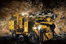 安百拓Simba K102采矿台车施工现场全部图片