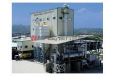 南方路机FBJ4500阶梯式干混砂浆搅拌设备整机视图2937