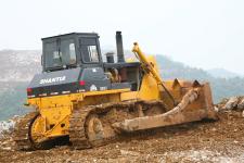 山推SD32(标配版)推土机施工现场29550