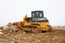 山推SD32(标配版)推土机施工现场29551
