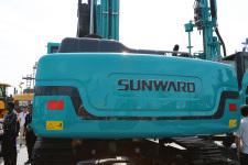 山河智能SWE385ES履带挖掘机局部细节全部图片