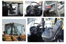 小松WA320-5轮式装载机局部细节全部图片