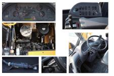 小松WA380-6轮式装载机局部细节全部图片