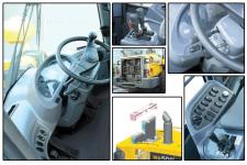 小松WA500-6轮式装载机局部细节全部图片