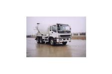 星马AH5255GJB2混凝土搅拌运输车整机视图全部图片